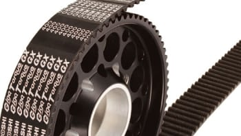Poly Chain Pulleys and Belts